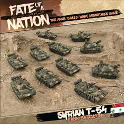 Fate of a Nation: T-54 Tank Battalion