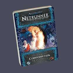 Netrunner LCG: Overdrive Corporation Draft Pack POD