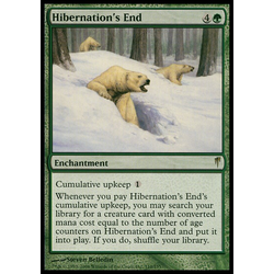 Magic löskort: Coldsnap: Hibernation's End