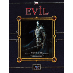 Evil, Sourcebook (D&D 3.0 Compatible)