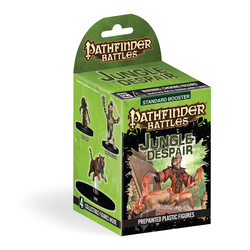 Pathfinder Battles: Jungle Of Despair Booster Pack (1)