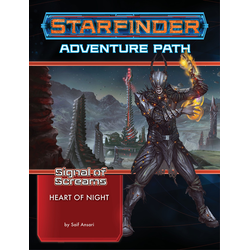 Starfinder Adventure Path: Heart of Night (Signal of Screams 3)