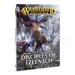 Battletome: Disciples of Tzeentch (äldre utgåva)