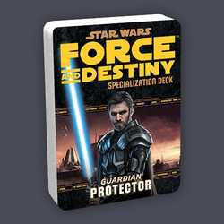 Star Wars: Force and Destiny: Specialization Deck Guardian Protector