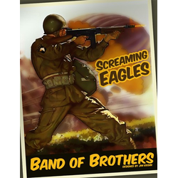 Band of Brothers: Screaming Eagles (2nd Ed.)