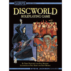GURPS 4th ed: Discworld