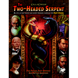 Call of Cthulhu: Two Headed Serpent