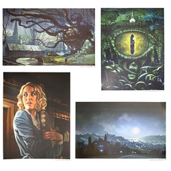 Arkham Horror: The Card Game - Arkham Horror Art Prints