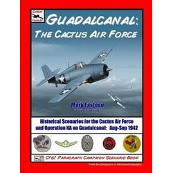 Guadalcanal (Guadalcanal Scenarios for Check Your 6!)