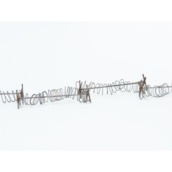 Tabletop Model Barbed Wire, 3m