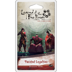 Legend of the Five Rings: Twisted Loyalties