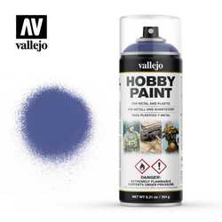 Vallejo Hobby Spray Paint Primer Ultramarine Blue