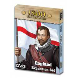 1500: The New World - England