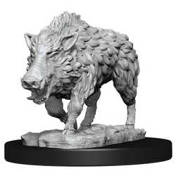 Pathfinder Deep Cuts (unpainted): Wild Boar