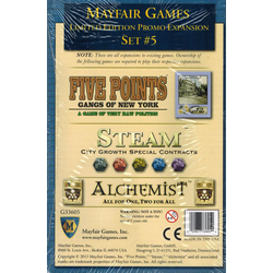 Maifair Games Limited Edition Promo Expansion #5