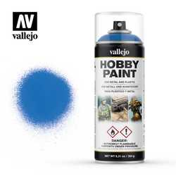 Vallejo Hobby Spray Paint Primer Magic Blue