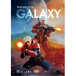 Savage Worlds RPG: Nemezis - Galaxy