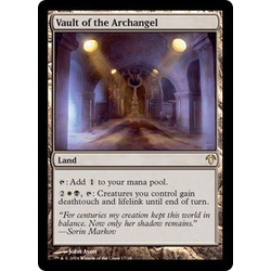 Magic löskort: Modern Event Deck: Vault of the Archangel