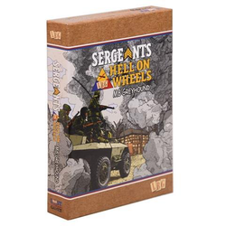 Sergeants: Hell on Wheels - US M8 Greyhound