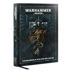 Warhammer 40K Rulebook (8th ed)