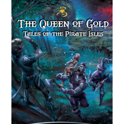 Shadow of the Demon Lord: Queen of Gold: Tales of the Pirate Isles