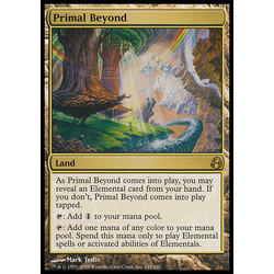 Magic löskort: Morningtide: Primal Beyond