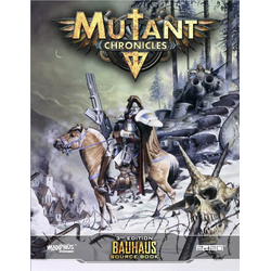 Mutant Chronicles RPG (3rd ed): Bauhaus Source Book