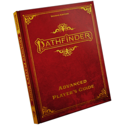Pathfinder RPG: Advanced Players Guide (2nd deluxe ed)