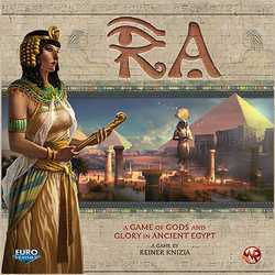 Ra: the Boardgame
