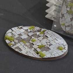 Battle Ready Bases - Temple 105mm Oval (1)