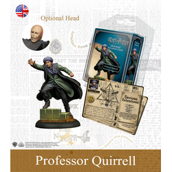 Harry Potter Adventure Game: Professor Quirrell