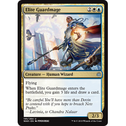 Magic löskort: War of the Spark: Elite Guardmage