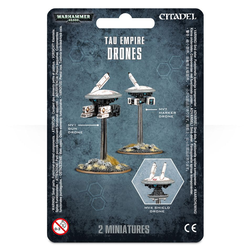 Tau Tactical Drones