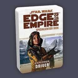 Star Wars: Edge of the Empire: Specialization Deck - Driver