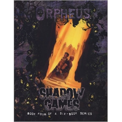 World of Darkness: Orpheus, Book Four: Shadow Games (Begagnad) )