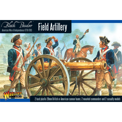 American War of Independence: Field Artillery and Army Commanders