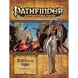 Pathfinder Adventure Path: Secrets of the Sphinx