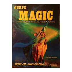 GURPS 3rd ed: Magic