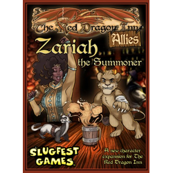 The Red Dragon Inn: Allies - Zariah the Summoner