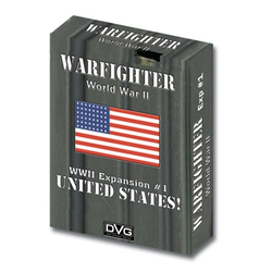 Warfighter WWII: Expansion 1 - United States 1