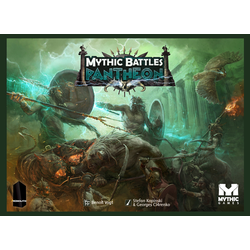Mythic Battles: Pantheon (kickstarter God Pledge + Typhoon bundle)