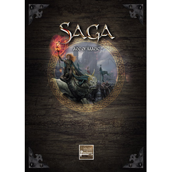 SAGA: Age of Magic Rulebook (2n Ed.)