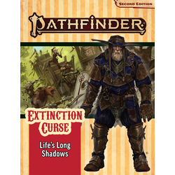 Pathfinder Adventure Path: Life's Long Shadows (Extinction Curse 3)