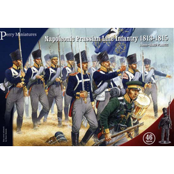 Napoleonic: Prussian Line Infantry 1813-1815