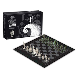 Chess (schack): Nightmare Before Xmas 25th Anniversary Ed