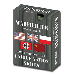 Warfighter WWII: Expansion 41 - Unique Nation Skills