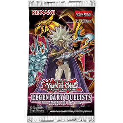 Yu-Gi-Oh! TCG: Legendary Duelist: Rage of Ra Booster Pack