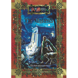 Ars Magica 4th ed: The Mysteries