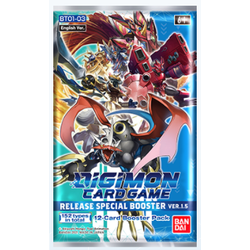 Digimon TCG: Release Special Booster Ver.1.5 BT01-03