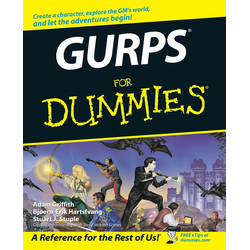 GURPS: For Dummies
